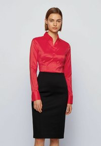 BOSS - BASHINA - Button-down blouse - pink - 0
