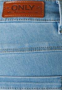 ONLY - ONLROYAL LIFE - Jeansy Skinny Fit - light blue denim - 5