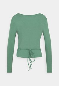Envii - ENALLY - Long sleeved top - blue spruce - 1