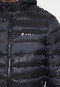 Champion - LEGACY  - Zimní bunda - black - 5