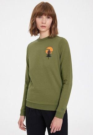 X-MAS - Sweater - capulet olive