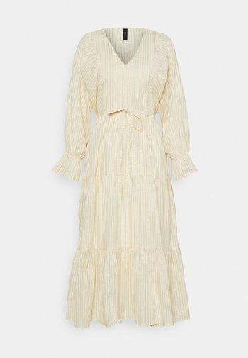 YASFABRINA LONG DRESS  - Day dress - eggnog