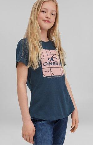 CUBE - T-shirt print - night ocean