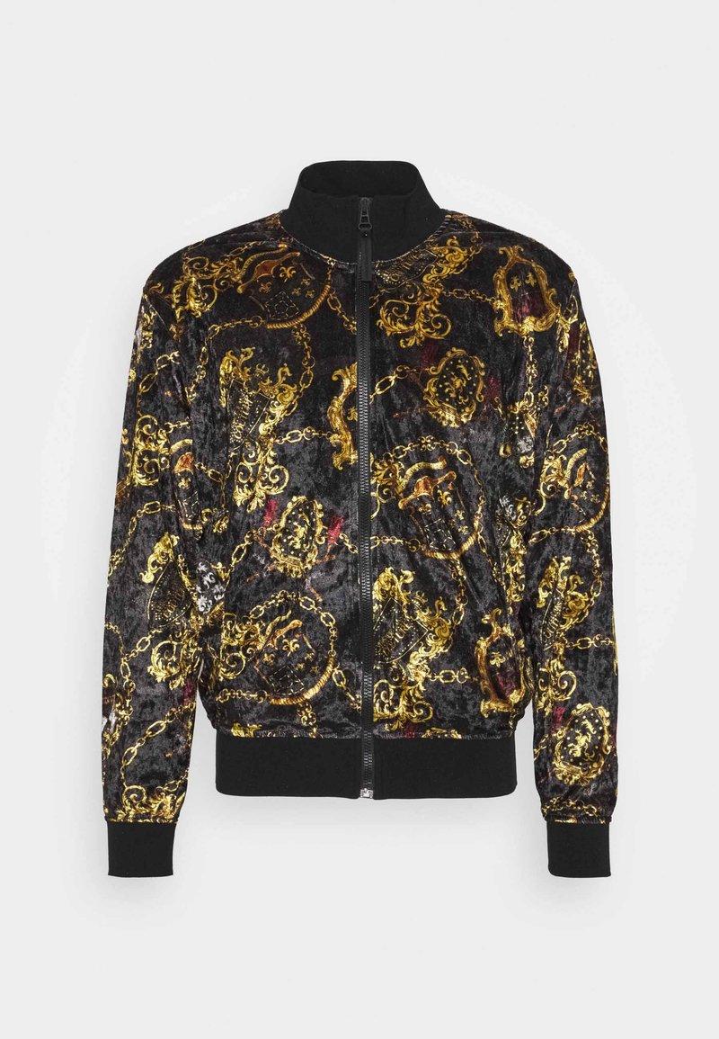 Versace Jeans Couture - MAN LIGHT  - Blouson Bomber - nero