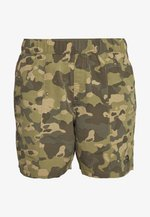 MEN'S CLASS PULL ON TRUNK - Shorts outdoor - burnt olive green/ponderosa