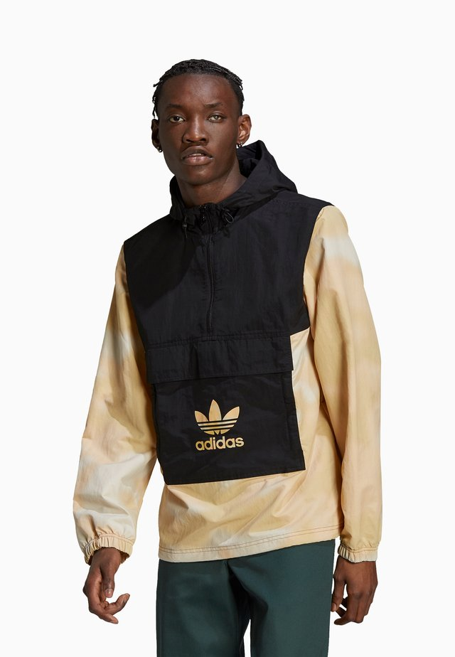 Light jacket - aluminium / multicolor / black