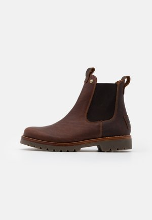 BURTON - Classic ankle boots - chestnut
