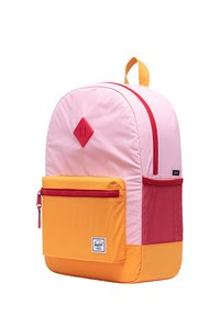 Herschel - School bag - candy pink reflective/blazing orange reflective/red light - 2