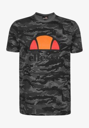 ALTA VIA  - Print T-shirt - grey
