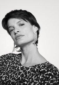 Rebecca Minkoff - GIGI - Camicetta - ecru/multi - 4