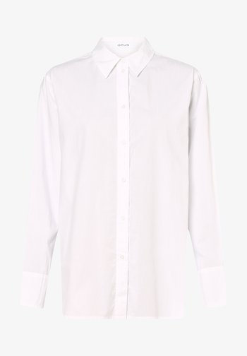 Fasona - Button-down blouse - weiß