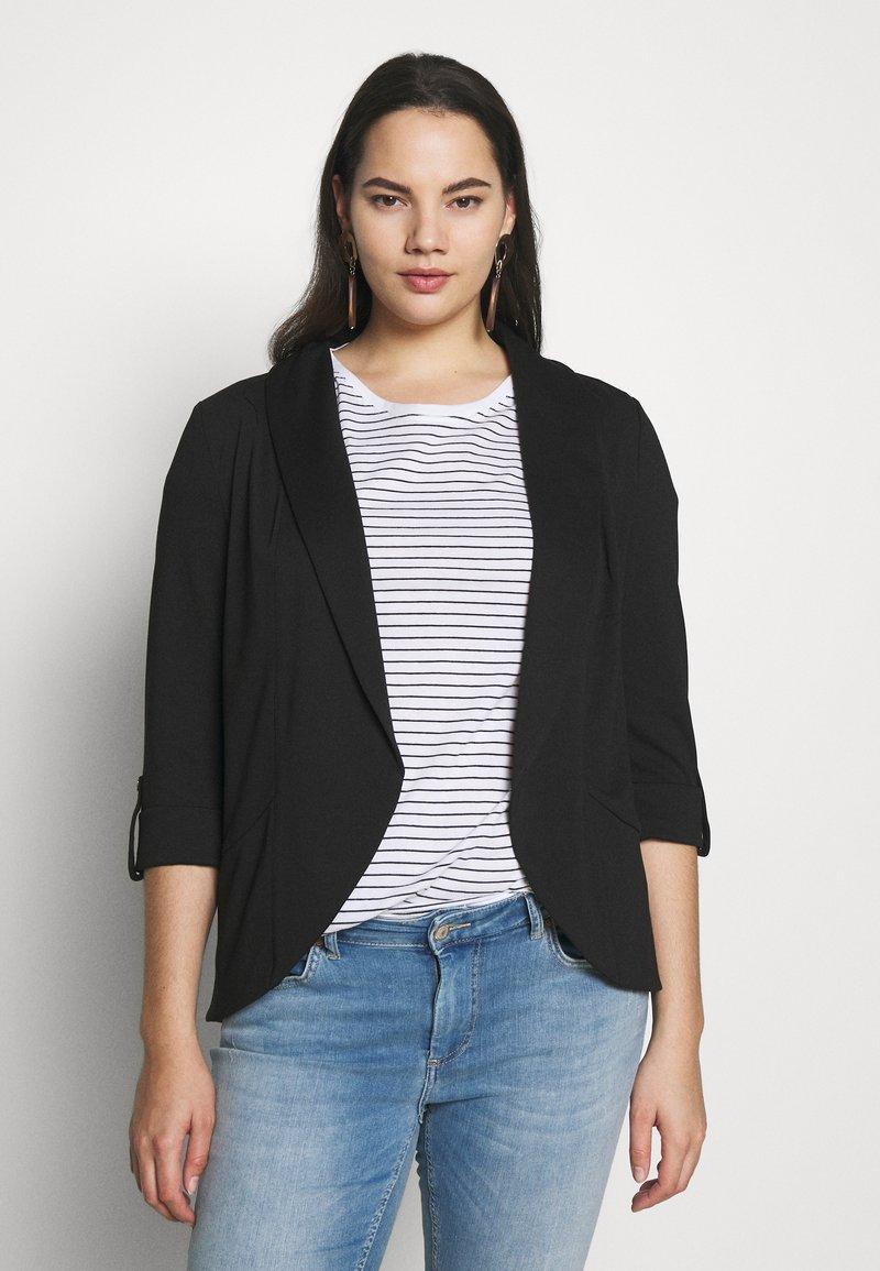 Vero Moda Curve - VMUMA - Blazer - black