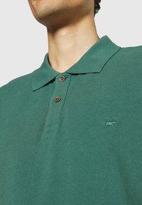 Mustang - PABLO - Polo shirt - mallard green - 5