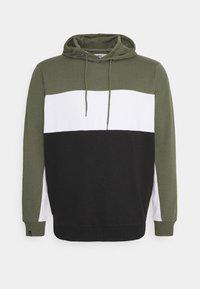 Blend - Sweatshirt - dusty olive - 0