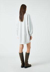 PULL&BEAR - Day dress - grey - 2
