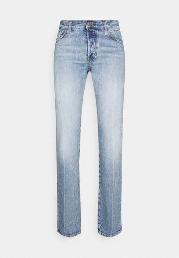 D-KRAS-X - Straight leg jeans - light blue