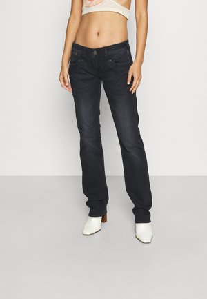 PIPER - Slim fit jeans - crow
