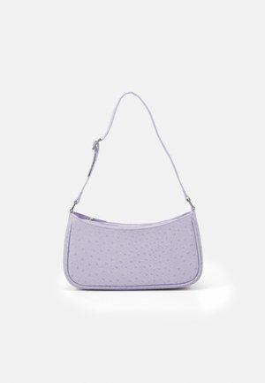 ODESSA BAG - Håndveske - lilac ostrich
