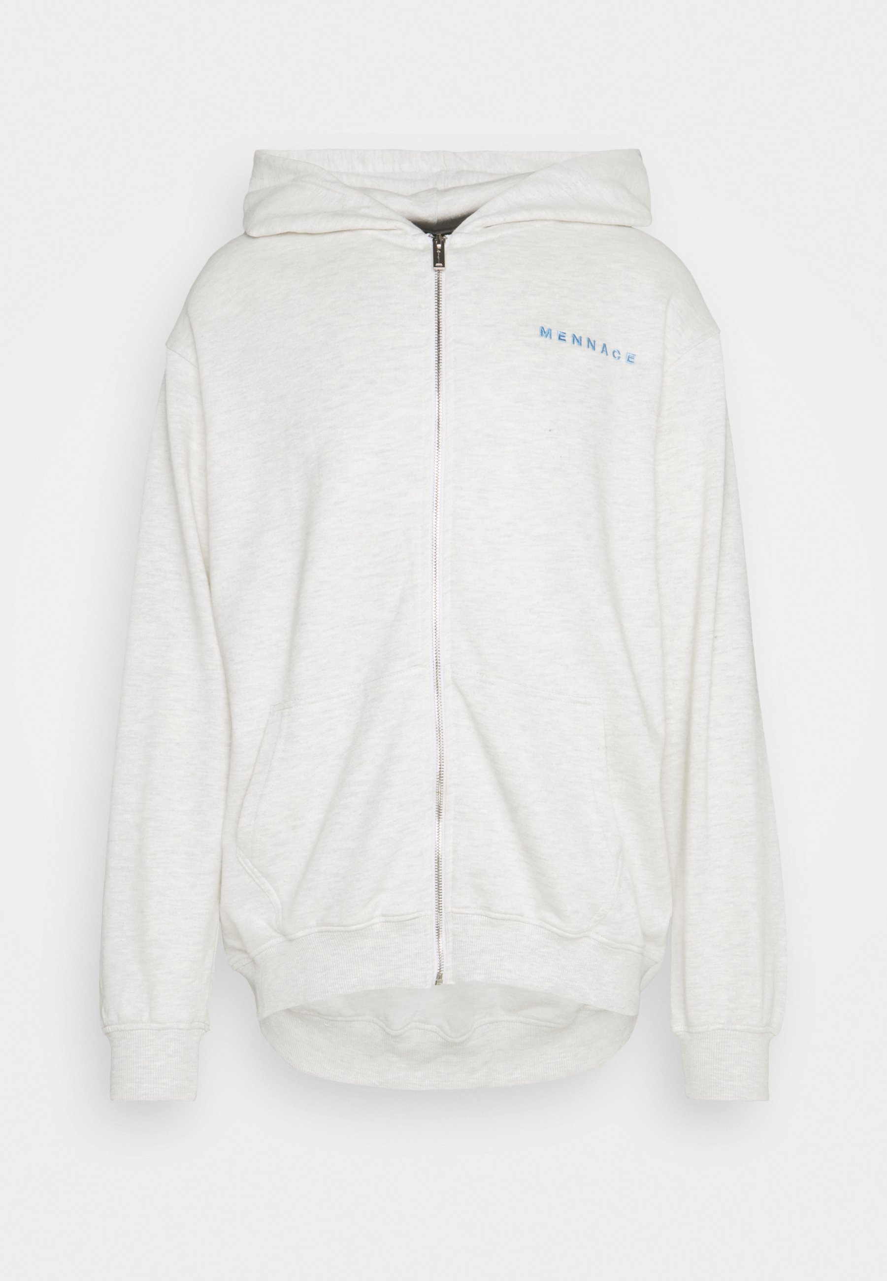 Men MENNACE ESSENTIAL HOODIE UNISEX - Zip-up sweatshirt