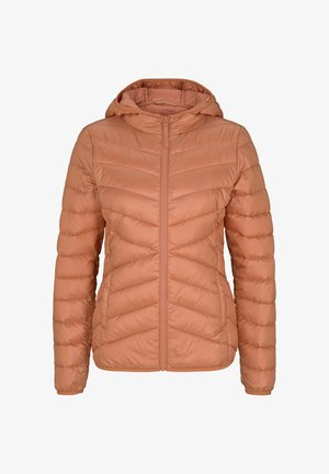 Light jacket - dull coral