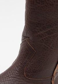 Blue Heeler - LONGREACH UNISEX - Boots - chestnut - 5