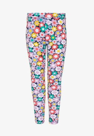 CRAZY DAISY - Leggings - poppy yellow/multicolor