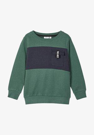 Sweatshirts - bistro green