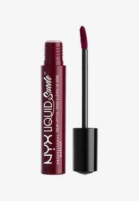 Nyx Professional Makeup - LIQUID SUEDE CREME LIPSTICK - Liquid lipstick - 12 vintage - 0