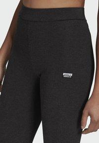 adidas Originals - Legging - black melange - 3