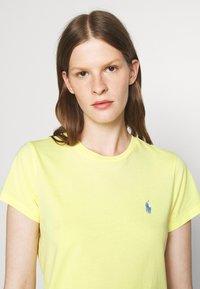 Polo Ralph Lauren - TEE SHORT SLEEVE - T-shirt basic - bristol yellow - 3