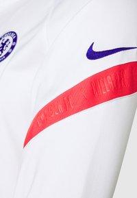 Nike Performance - CHELSEA LONDON FC - Club wear - white/ember glow/concord - 6