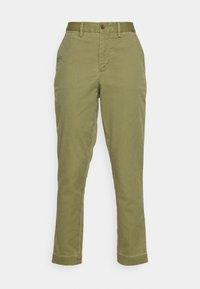 PANT - Chino kalhoty - spanish green