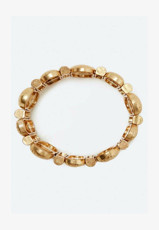 Náramek - gold-colored