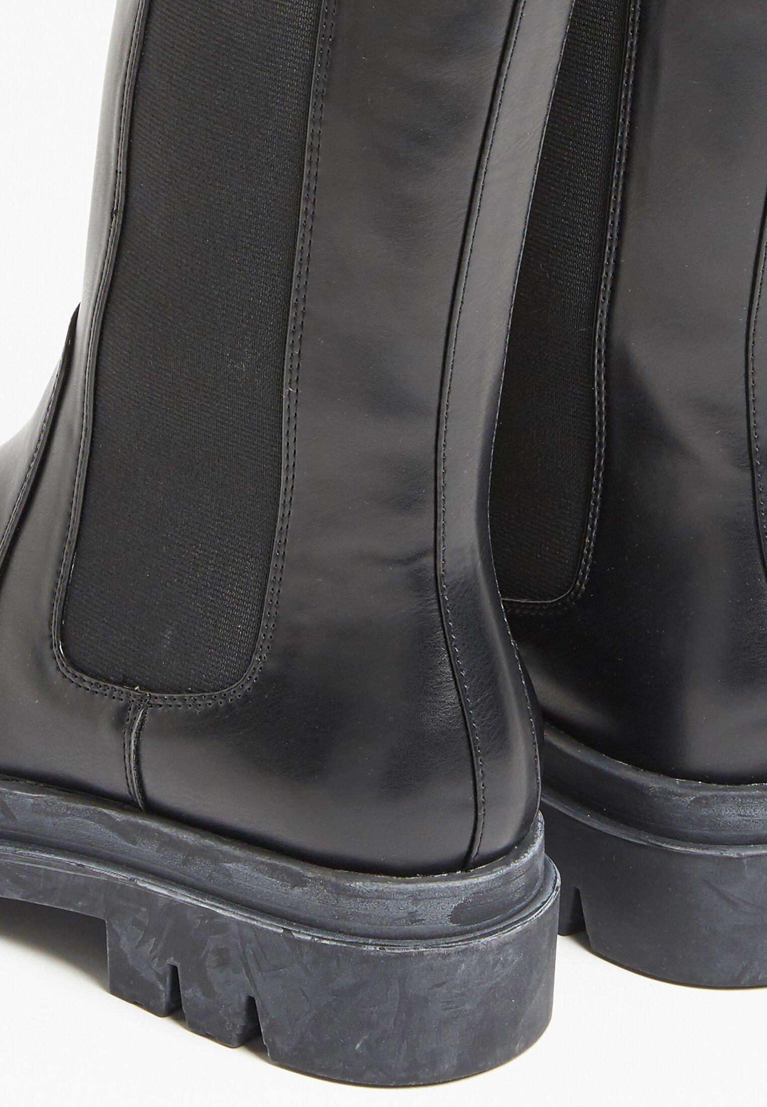 Pimkie Stiefel schwarz