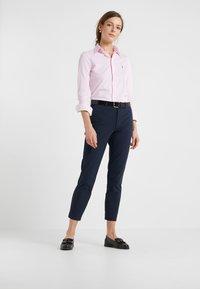 Polo Ralph Lauren - HEIDI LONG SLEEVE - Button-down blouse - carmel pink - 1