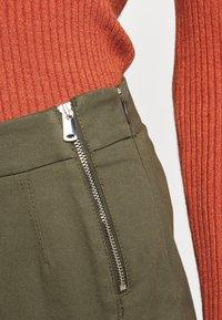 comma - Trousers - khaki - 4