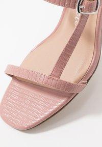 New Look Wide Fit - WIDE FIT TIZZY - Sandaler - light pink - 2