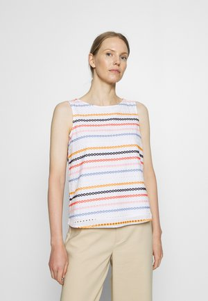 EMBROIDE - Blouse - white