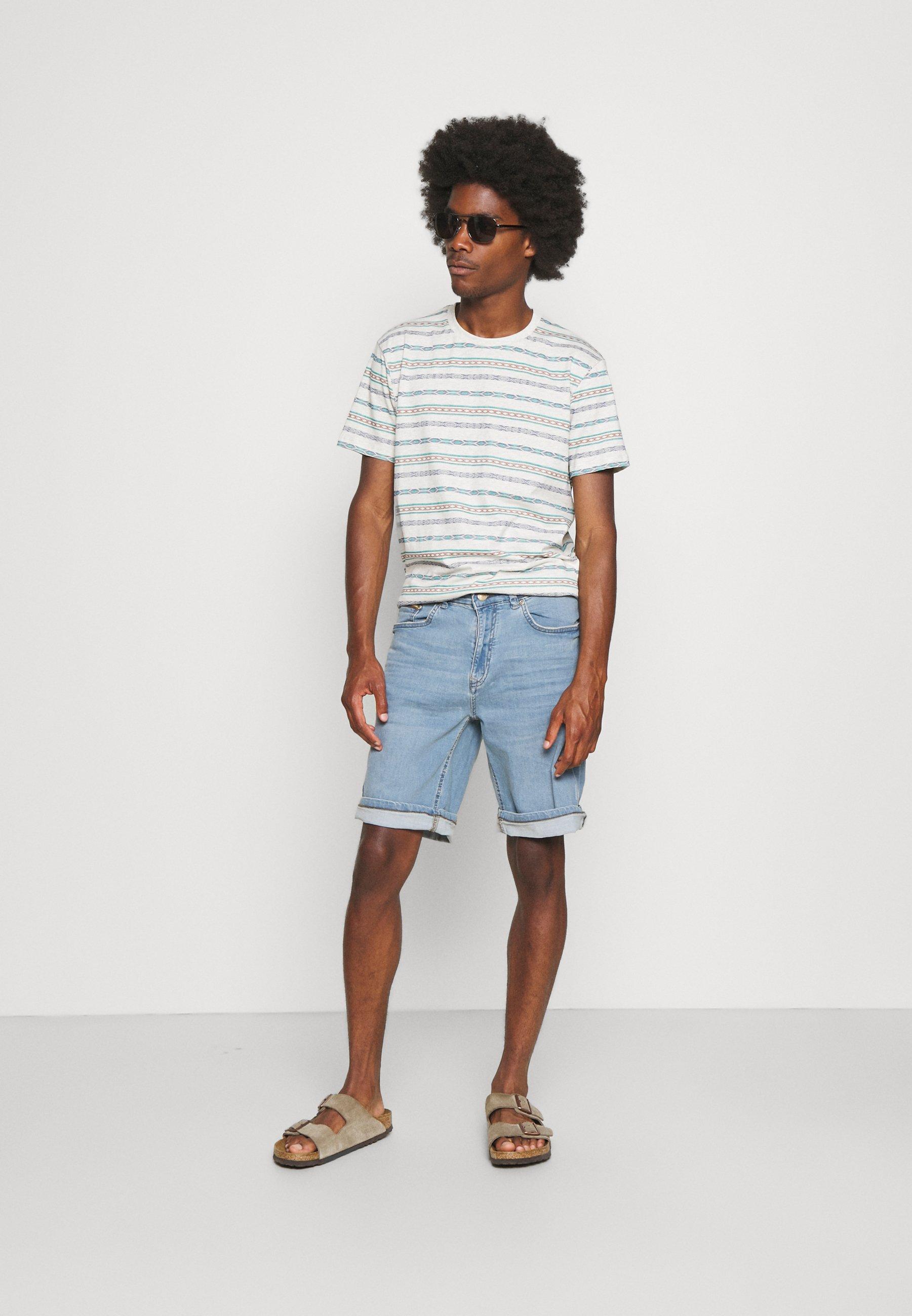 Uomo BERM SUPERLIGH - Shorts di jeans