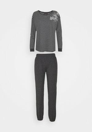 Pyjama - dark grey melange