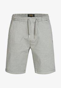INDICODE JEANS - KELOWNA - Shorts - grey - 4