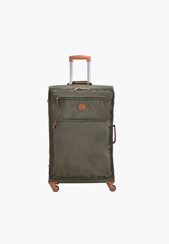 X-TRAVEL - Wheeled suitcase - olive