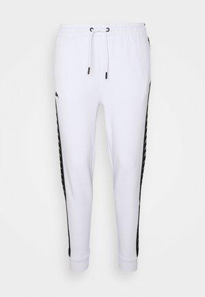 JANTE - Teplákové kalhoty - bright white