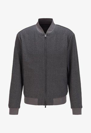 NOLWIN - Bomber Jacket - dark grey