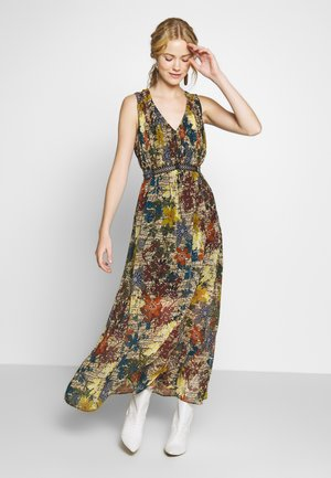 WAXY - Maxi dress - beige