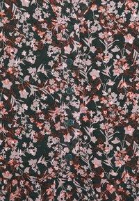 Name it - NKFKIMMIE MIDI 3/4 DRESS - Day dress - darkest spruce - 2