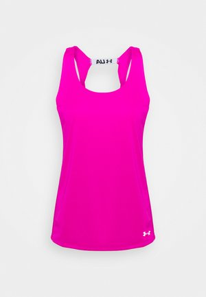 FLY BY TANK - Sports shirt - meteor pink