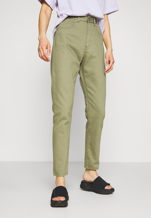 NORA - Relaxed fit jeans - light emerald