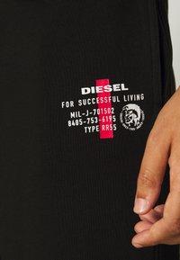 Diesel - EDDY - Shorts - black - 4