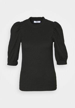 ONLSALLY  - T-shirt basic - black